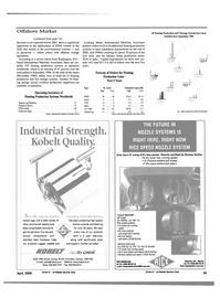 Maritime Reporter Magazine, page 35,  Apr 2000