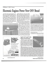 Maritime Reporter Magazine, page 40,  Apr 2000