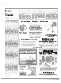 Maritime Reporter Magazine, page 45,  Apr 2000 display systems