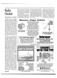 Maritime Reporter Magazine, page 45,  Apr 2000