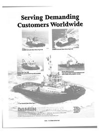 Maritime Reporter Magazine, page 49,  Apr 2000