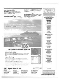 Maritime Reporter Magazine, page 4,  Apr 2000