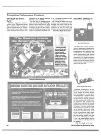 Maritime Reporter Magazine, page 58,  Apr 2000