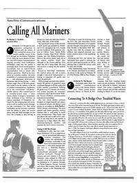 Maritime Reporter Magazine, page 60,  Apr 2000