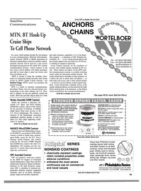 Maritime Reporter Magazine, page 63,  Apr 2000