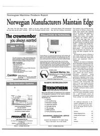 Maritime Reporter Magazine, page 64,  Apr 2000 Focas 1500