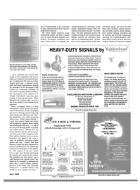 Maritime Reporter Magazine, page 65,  Apr 2000 S-203C