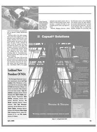Maritime Reporter Magazine, page 4th Cover,  Apr 2000 Unix