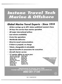 Maritime Reporter Magazine, page 7,  Apr 2000 United Kingdom