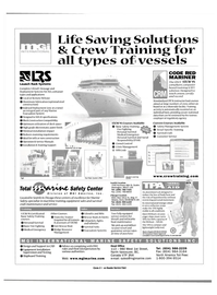 Maritime Reporter Magazine, page 11,  May 2000 British Columbia