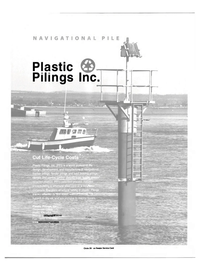 Maritime Reporter Magazine, page 18,  May 2000 structural steel core