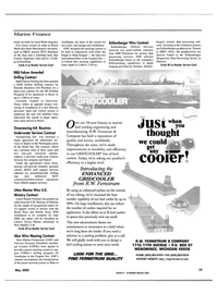 Maritime Reporter Magazine, page 19,  May 2000 Texas