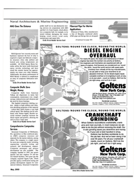 Maritime Reporter Magazine, page 39,  May 2000 ABS