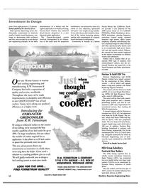 Maritime Reporter Magazine, page 12,  Jun 15, 2000