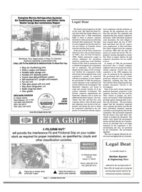 Maritime Reporter Magazine, page 16,  Jun 15, 2000 New York