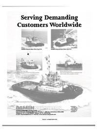 Maritime Reporter Magazine, page 23,  Jun 15, 2000