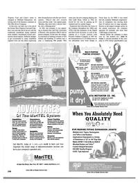 Maritime Reporter Magazine, page 26,  Jun 15, 2000