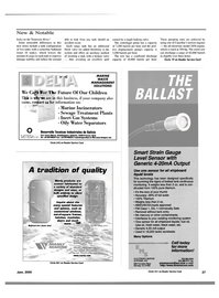 Maritime Reporter Magazine, page 31,  Jun 15, 2000