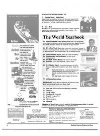 Maritime Reporter Magazine, page 2,  Jun 15, 2000