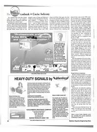 Maritime Reporter Magazine, page 38,  Jun 15, 2000