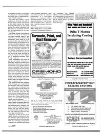 Maritime Reporter Magazine, page 43,  Jun 15, 2000