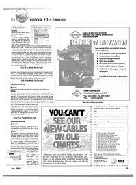 Maritime Reporter Magazine, page 47,  Jun 15, 2000