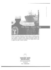 Maritime Reporter Magazine, page 48,  Jun 15, 2000