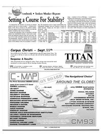 Maritime Reporter Magazine, page 53,  Jun 15, 2000
