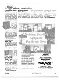 Maritime Reporter Magazine, page 57,  Jun 15, 2000