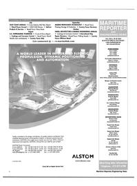 Maritime Reporter Magazine, page 4,  Jun 15, 2000