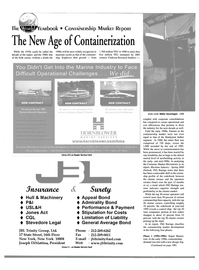 Maritime Reporter Magazine, page 58,  Jun 15, 2000