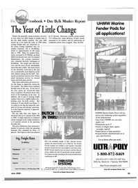 Maritime Reporter Magazine, page 63,  Jun 15, 2000