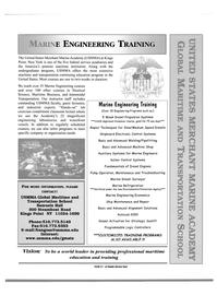 Maritime Reporter Magazine, page 5,  Jun 15, 2000