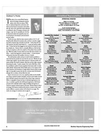Maritime Reporter Magazine, page 6,  Jun 15, 2000
