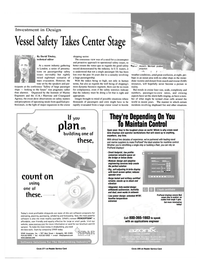 Maritime Reporter Magazine, page 8,  Jul 2000 Institute of Marine Engineers