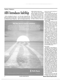 Maritime Reporter Magazine, page 12,  Jul 2000 aftermarket network