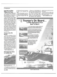Maritime Reporter Magazine, page 17,  Jul 2000