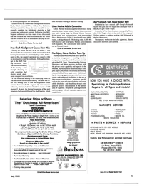 Maritime Reporter Magazine, page 21,  Jul 2000 Wisconsin