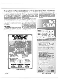Maritime Reporter Magazine, page 29,  Jul 2000 Laser