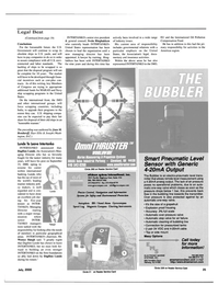 Maritime Reporter Magazine, page 35,  Jul 2000