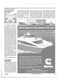 Maritime Reporter Magazine, page 43,  Jul 2000 ware solution