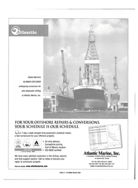 Maritime Reporter Magazine, page 50,  Jul 2000 Harman On Time Radio