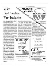 Maritime Reporter Magazine, page 51,  Jul 2000 J. Schulte