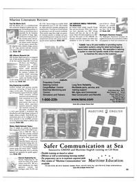 Maritime Reporter Magazine, page 55,  Jul 2000