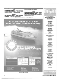 Maritime Reporter Magazine, page 4,  Jul 2000 New York