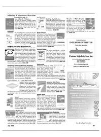 Maritime Reporter Magazine, page 59,  Jul 2000
