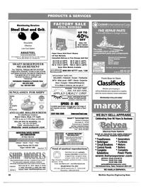 Maritime Reporter Magazine, page 66,  Jul 2000