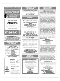 Maritime Reporter Magazine, page 3rd Cover,  Jul 2000