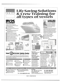 Maritime Reporter Magazine, page 9,  Aug 2000