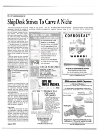 Maritime Reporter Magazine, page 15,  Aug 2000 Ian Verhaar